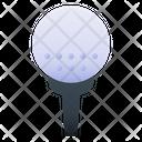 Golf Ball Golf Game Icon