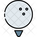 Golf Ball Golf Ball Icon