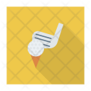 Golf Ball Golf Cart Game Icon