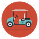 Golf Buggy Icon