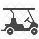 Golf Car Car Golf Cart Icon
