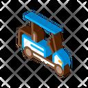 Caddy Car Cart Icon