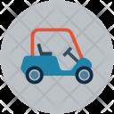 Golf Cart Game Icon