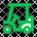 Golf Cart Icon