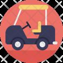 Golf Cart Trolley Icon