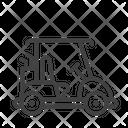 Golf Cart Golf Cart Icon