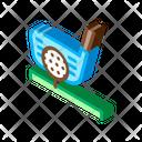 Golf Club Game Icon