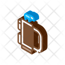 Golf Game Hole Icon