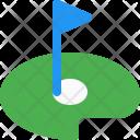 Golf course Icon