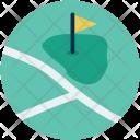 Map Location Course Icon