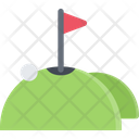 Golf Course Golf Golf Club Icon