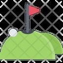 Golf Course Golf Golf Club Icon