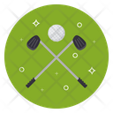 Golf Equipment Golf Accessories Golf Sticks Icon