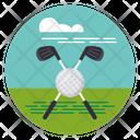 Golf Equipments Icon