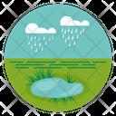 Golf Field Icon
