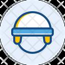 Golf Helmet Icon