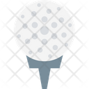 Golf Hit Icon