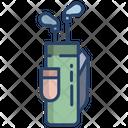 Golf Kit Icon