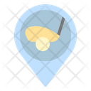 Golf Court Place Icon