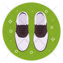 Golf Shoes Golf Cleats Golf Spikes Icon
