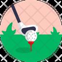 Golf Stick Golfie Icon