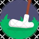 Golf Accessories Golfing Icon