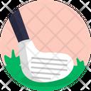 Golf Stick Golfing Icon