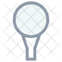 Ball Tee Golf Icon