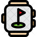 Golf Tracker Icon