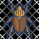 Goliath Beetle Icon