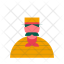 Gondolier Gondola Boatman Icon