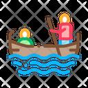 Gondola Boat Italian Icon