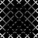 Gondolier Human Icon