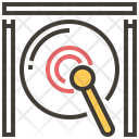 Gong Orchestra Music Icon