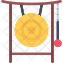 Gong Bell Chime Icon