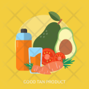 Good Product Fruit Icon