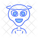 Good Alien Icon