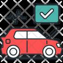 Good Car Diagnostic Icon