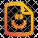 File Good Emoticon Icon