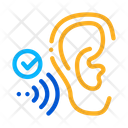 Good Hearing Perception Icon