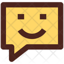 Good Message Good Chat Happy Message Icon