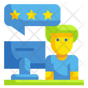 Good Review Satisfaction Review Satisfaction Icon