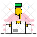Good Selection Package Selection Picking Parcel Icon