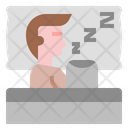 Good Sleep Sleep Sleeping Icon