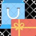 Goodies Gift Shopping Icon