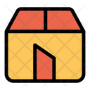 Parcel Package Box Icon