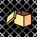 Goods Box Storaging Goods Icon