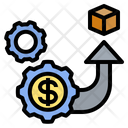 Goods Increase Investment Icon