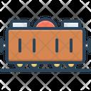 Goods Train Icon