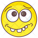 Goofy Emoji Icon